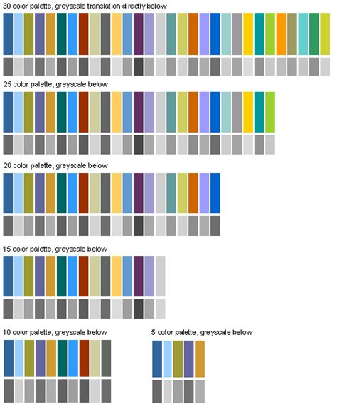 color graph blaf guidelines color palette and color usage
