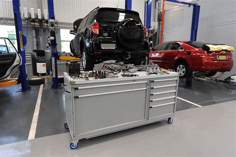 repair bench strip down benches perfect for any automotive workshop