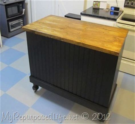 diy kitchen desk 8 diy kitchen islands for every budget and ability