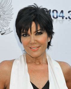 kris jenner hair color thin hair haircuts short hairstyles for older women with