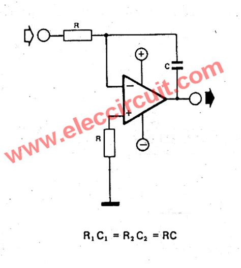 circuit integrator op non inverting integrator circuit using op