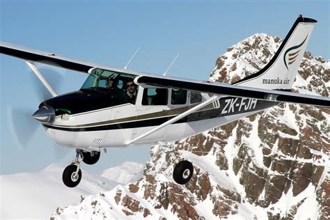 nz civil aircraft manuka air ltd and zk fjh