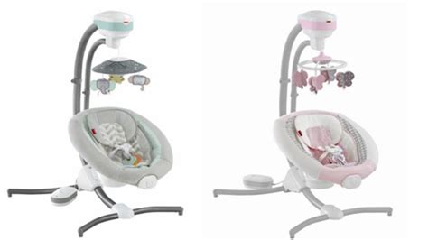 baby swing dangers recall fisher price infant cradle swings could pose