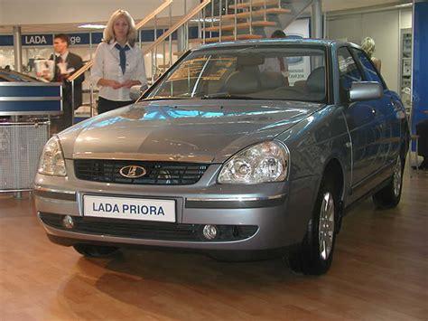 Lada Car Company Russian Lada Priora Topical News Of Lada Volga Vaz