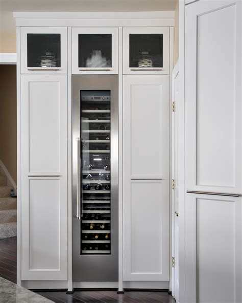 Wine Cooler For Kitchen Cabinets by Sub Zero Wine Cooler Joe Currie Designer Kitchens