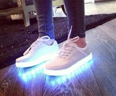 diy light up shoes musely