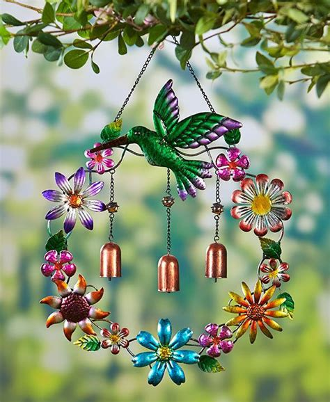 Hummingbird Garden Decor by 340 Best Images About Garden Decor On Gardens