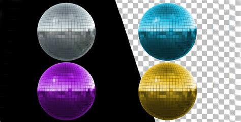 disco balls pack 5817767 templates for websites
