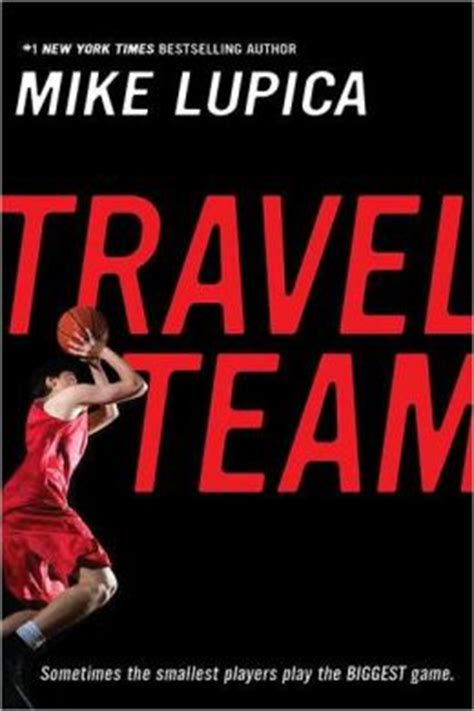 Richie Barnes Travel Team By Mike Lupica 9780142404621 Paperback