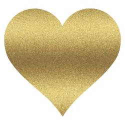 gold heart cliparts cliparts art inspiration
