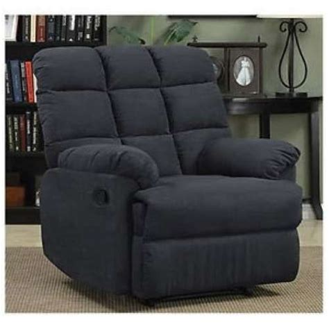 oversized microfiber recliner wall hugger recliner microfiber chair grey back oversized