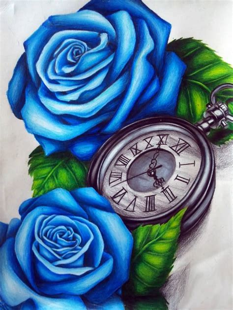 3d flower tattoo ideas and 3d flower tattoo designs page 2