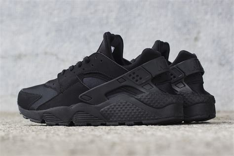 Nike Huarache Black by Nike Air Huarache Black Sneaker Bar Detroit