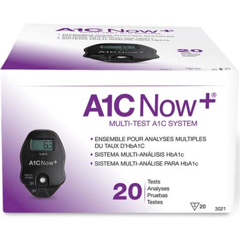 amazoncom hba1c test kit a1c now multi test a1c system a1c test kit