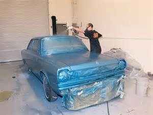 How Do You Remove Spray Paint From Metal - auto painting how to do it yourself