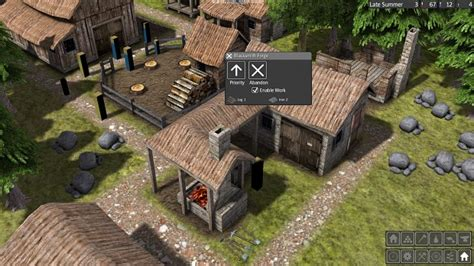 banished game fountain mod january 2012 gameplay image banished mod db