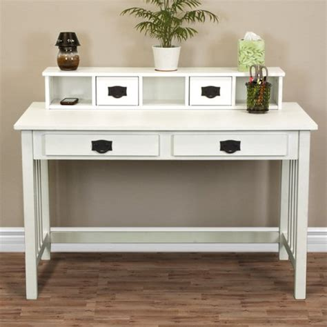Offer Cheap Best Choice Products 174 Mission White Solid Cheap White Desk