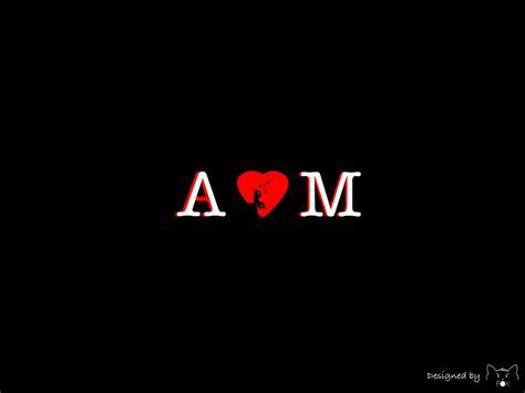 a m a love m logo by vxvfox on deviantart