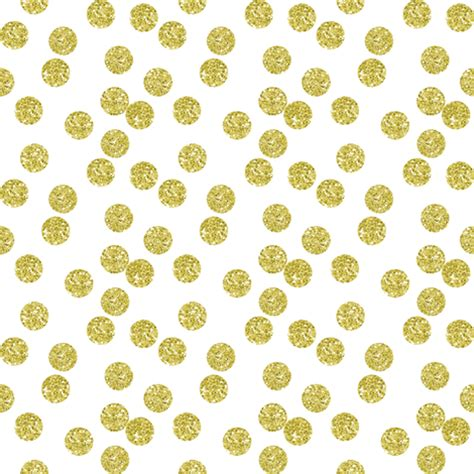 gold glitter dots fabric picklenoodle spoonflower