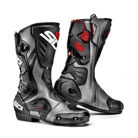 sidi motorcycle boots sidi motorcycle boots sidi roarr anthracite black