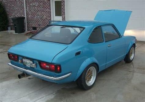 1972 Toyota Corolla Coupe Period Modified 1972 Toyota Corolla Bring A Trailer