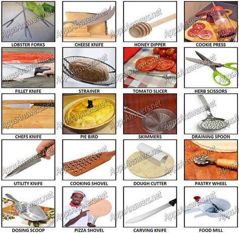 100 pics kitchen gadgets utensils level 61 level 80