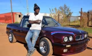 pics bmw mechanic creates 1st bmw truck in africa