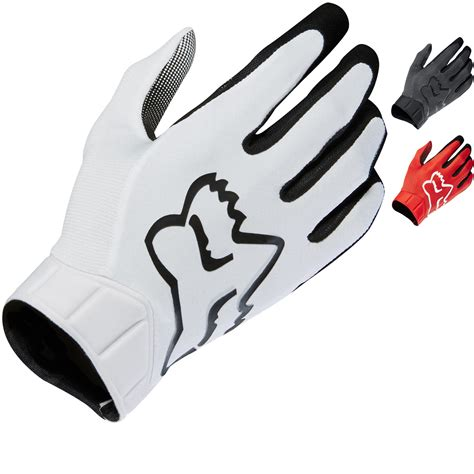 fox motocross gloves fox racing airline race motocross gloves arrivals