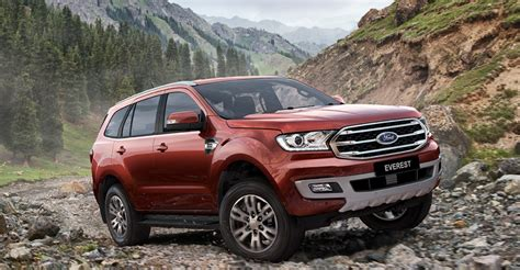 2020 Ford Everest by 2020 Ford Everest Release Date Redesign Concept Reviews