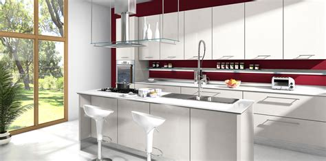 Modern Rta Kitchen Cabinets Light Gray Modern Kitchen Quicua