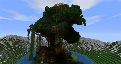 minecraft tree house minecraft treehouse minecraft seeds for pc xbox pe ps3 ps4