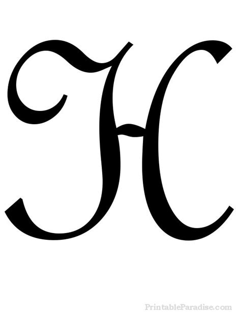 printable cursive alphabet banner 25 best ideas about printable letters on pinterest