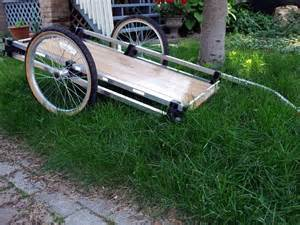 Homemade Bicycle Trailer Plans » Home Design 2017