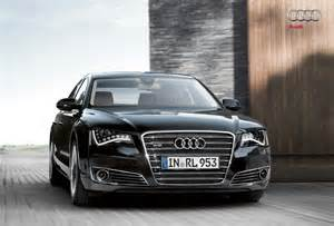 Image Audi A8 Audi A8 W12 Car Model To Be Launched In October 2011