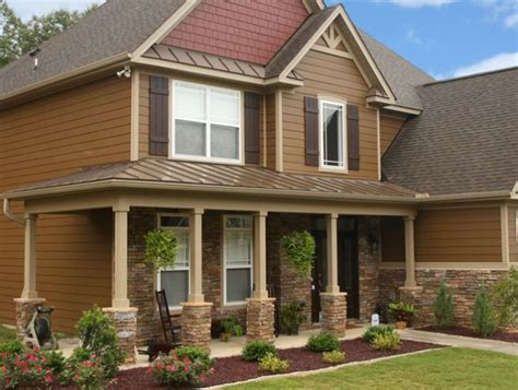houses with metal siding houses with siding stone siding pillars with hardie siding and metal roofing small