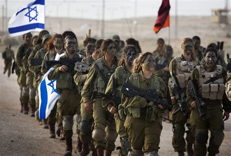 Top Gun Bar Song Women In Combat Some Lessons From Israel S Military