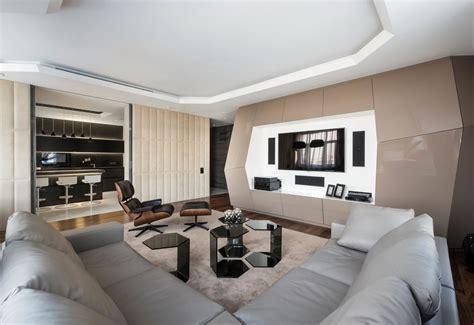 design wohnzimmer dise 241 o de departamento de tres dormitorios cuenta con una