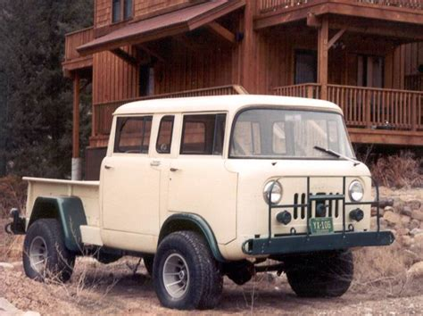 Jeep M677 Crew Cab Fc From Colorado Page 2 International