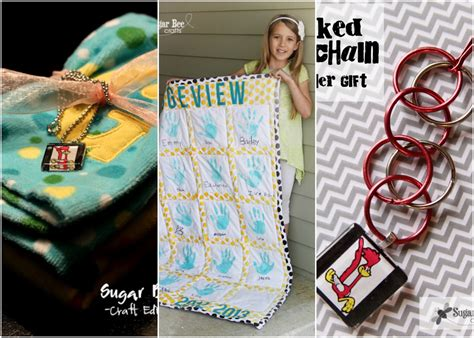 Classroom Gift Ideas - gift ideas sugar bee crafts