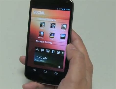 ubuntu themes for android phones get ubuntu phone os theme for your android phone