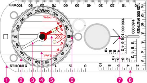 Grid Drawing Online ordnance survey blog how to use your compass