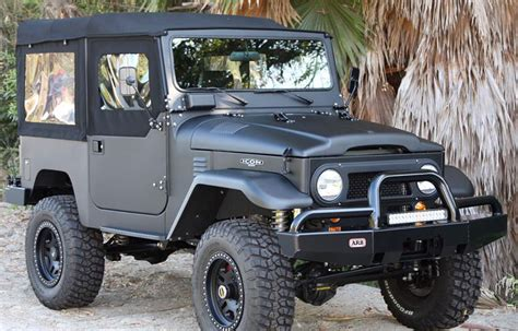 Toyota Icon Land Cruiser Fj40 3 Muted