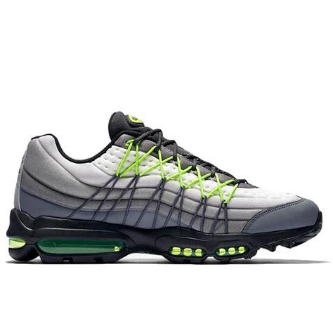 Nike Airmax Ultra Gradasi Running Cewe 37 40 air max 95 ultra se neon grey black natterjacks