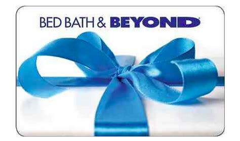 bed bath and beyond card hot 15 off 15 gift cards 50 mcdonalds gift card