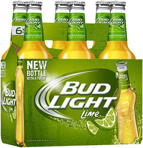Bud Light Lime A by Bud Light Lime 6 Pack Hy Vee Aisles Grocery