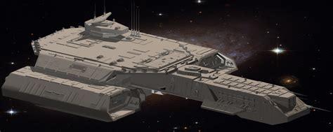 Stargate Daedalus 3d Model