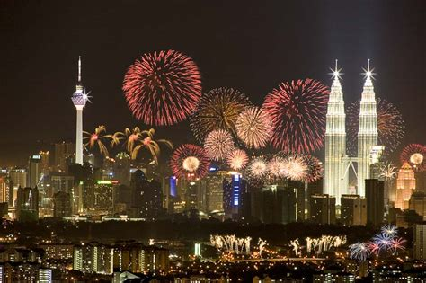 kuala lumpur new year where to celebrate new year s in asia travel