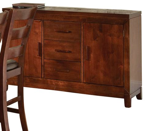 oak sideboards and buffets steve silver davenport rustic 54x18 rectangular sideboard in oak contemporary buffets and