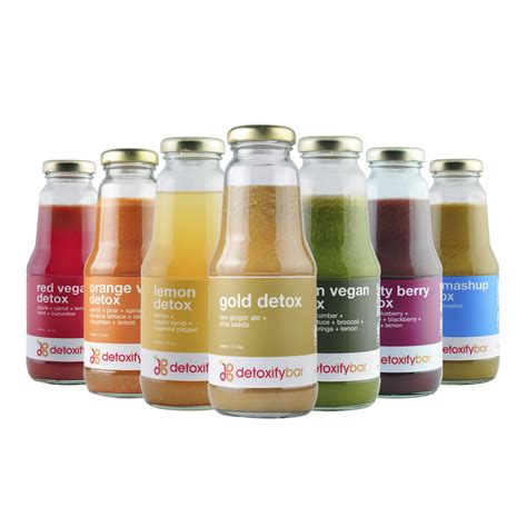 Detox Bar by Detoxify Bar Sets The Bar High In The Juice Cleanse Diet