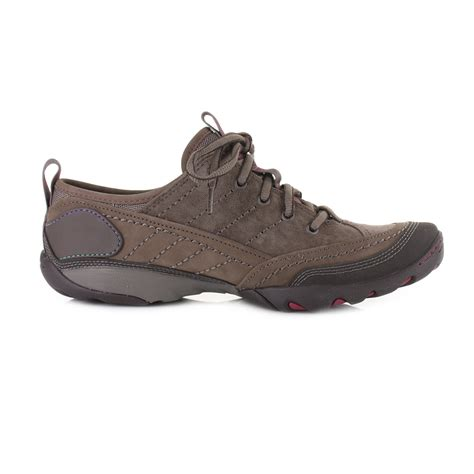 womens merrell mimosa lace lace up suede leather